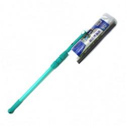 Швабра №31310-1 с губкой пласт. для стекла бол. раздвижная (114*28*7)см (50)