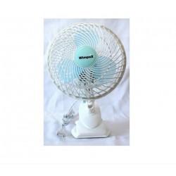 Настольный вентилятор Table Fan WX-707 25 Ват с прищепкой Wimpex