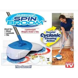 Веник механический Hurricane Spin Broom 24шт