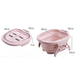 Массажер-ванна для ног 20шт 00082