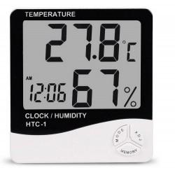 Термометр электронный настенный 150шт HTC-1