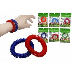 Браслет №AM-1 спираль для детей от комаров (1000)