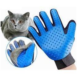 Перчатка для вычесывания домашних животныхTrueTouch