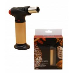 Зажигалка №016-016 горелка 3цв (120)