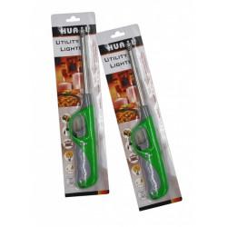 Зажигалка №318 кухонная 1шт на листе (120)