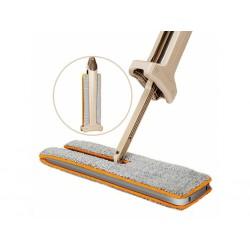 А-521Двухсторонняя швабра лентяйка с отжимом Spin Mop Артикул X29-1