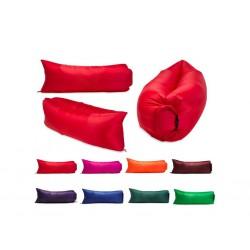 А-528 Надувной лежак-шезлонг кресло-мешок Ламзак