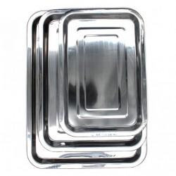 A632 Разнос №40 метал. прямоуг. (40*30*2)см (50)