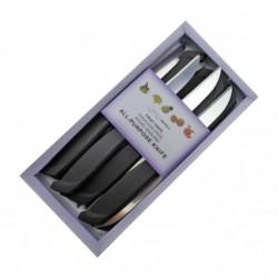 Нож №NB-3 с чёр. пл. руч. 12шт в кор. 3д (1200)