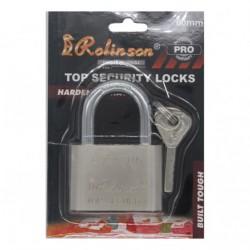 Замок №R70 навесной Rolinson 70мм 4 ключа (72)